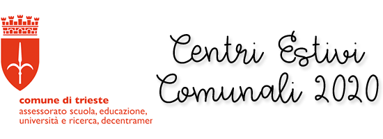Centri Estivi 2020 – Trieste Logo